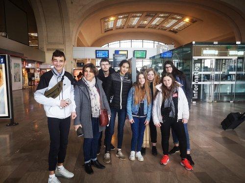 Sortie à Limoges 2020