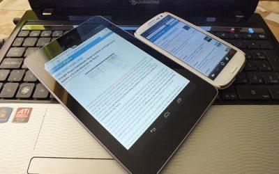 Aide numérique : élèves et parents